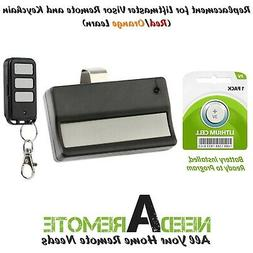 2 for LiftMaster 971LM Button Car Garage Door Opener Remote
