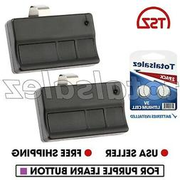 2 Replacement For LiftMaster 373LM Gate or Garage Door Opene