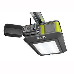New Ryobi 2hp Ultra-Quiet Garage Door Opener Smart-Phone Ena