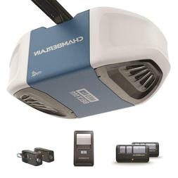 Chamberlain B510 Garage Door Opener, Ultra Quiet 1/2-HP Moto