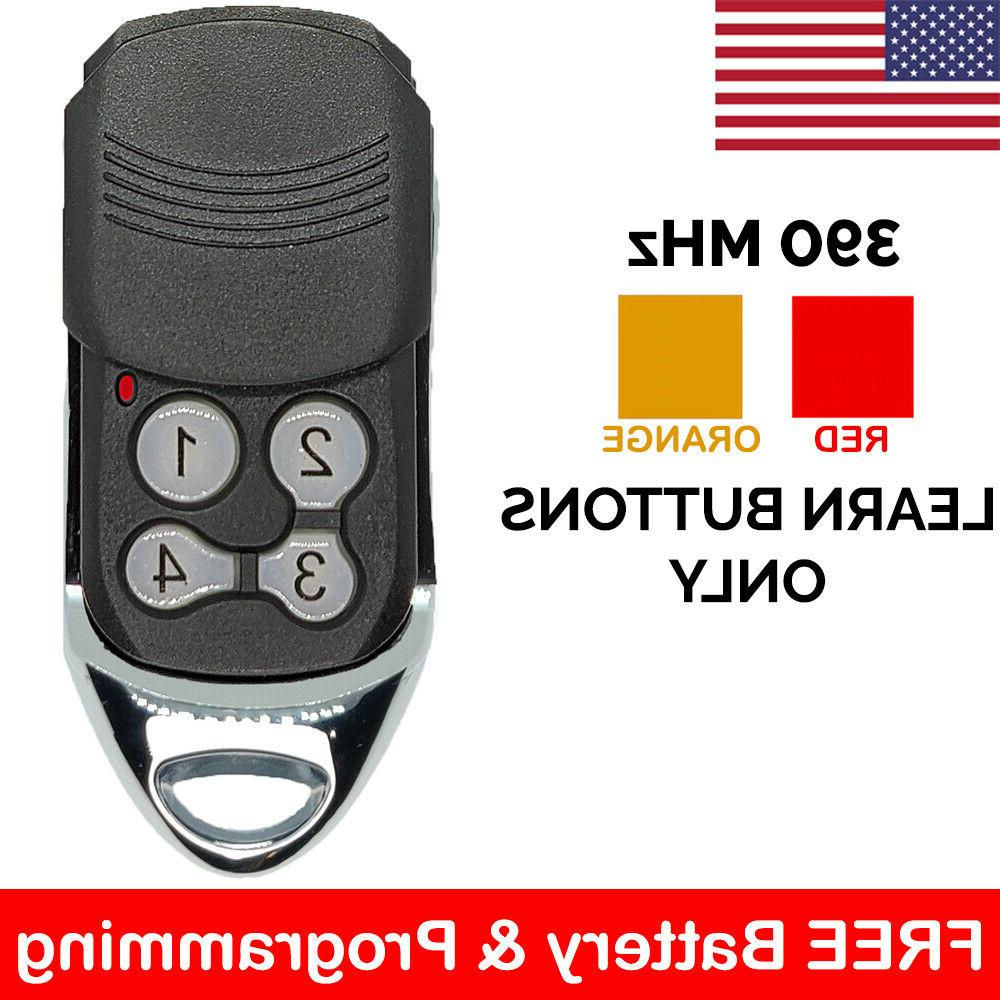 1x new remote for liftmaster chamberlain 970lm