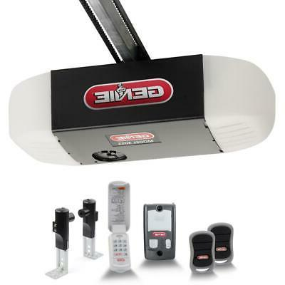 Ultra Quiet Garage Door Opener with 750 3/4 HPc Belt Drive