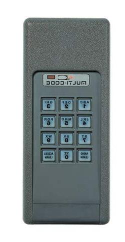 Stanley 2986 298601 STAKP 310 MHz Wireless Keypad for Garage